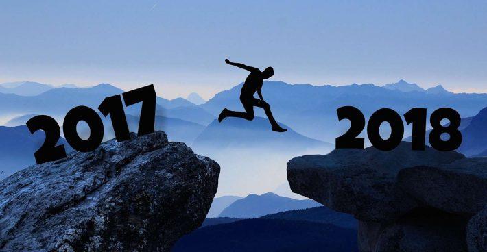 1,2,3 Richesse, le blog sur la finance et l'argent. Saut de 2017 à 2018.