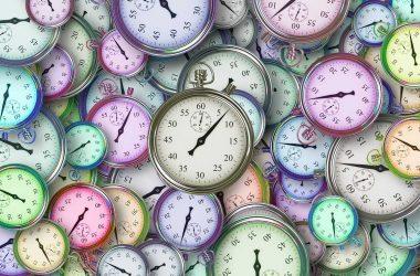 Procrastination et incentive. Des chronomètres pour l'efficacité.