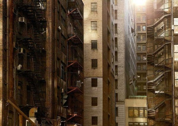 La taxe d'habitation comment ça marche ? Des blocs d'immeubles.