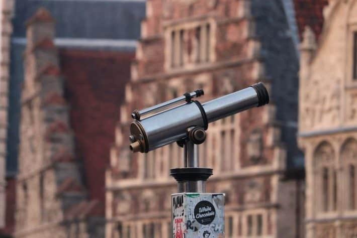 Epargne de prévoyance. Un télescope sur l'avenir.