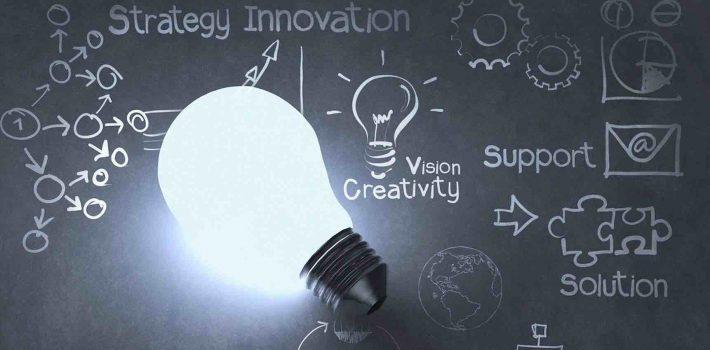 Quel support de placement choisir. Ampoule, créativité et éclair de génie.